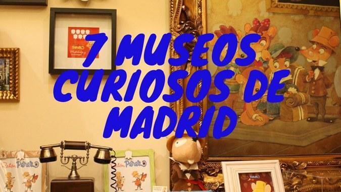 Museos curiosos de Madrid