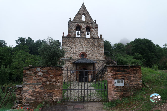 Iglesia de Las Médulas