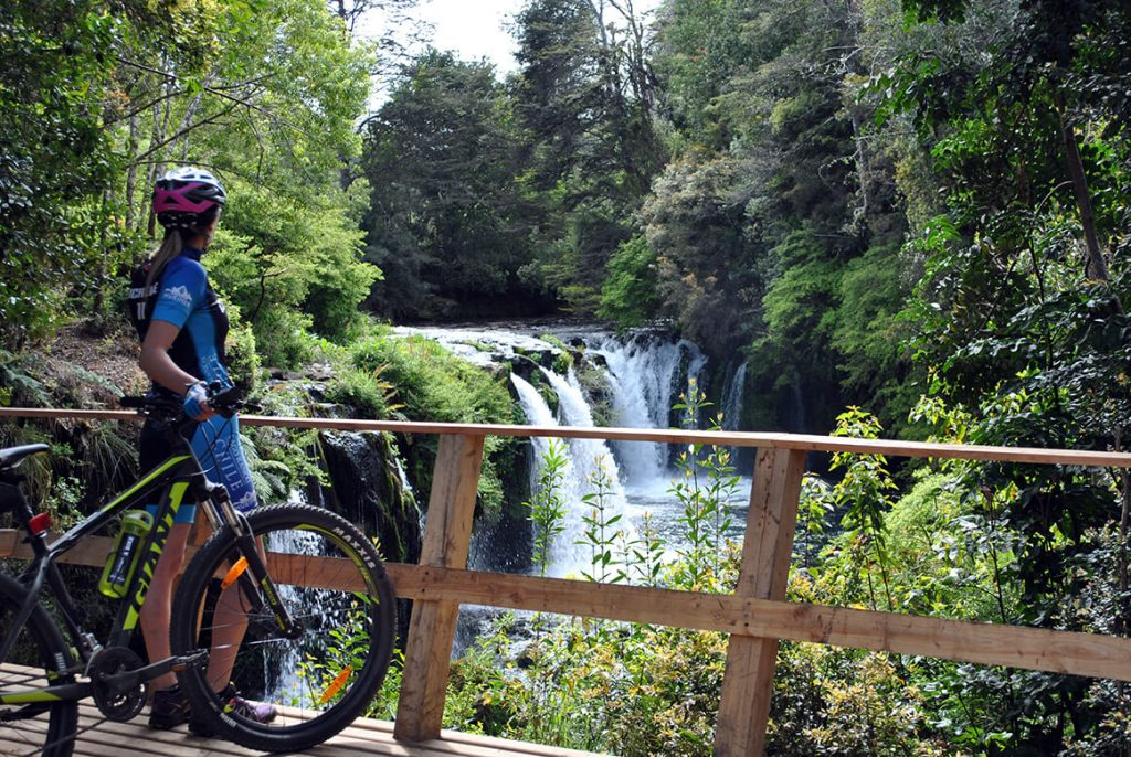 Admiración y biking