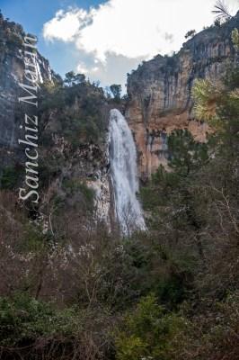 Cascada de Chorrogil