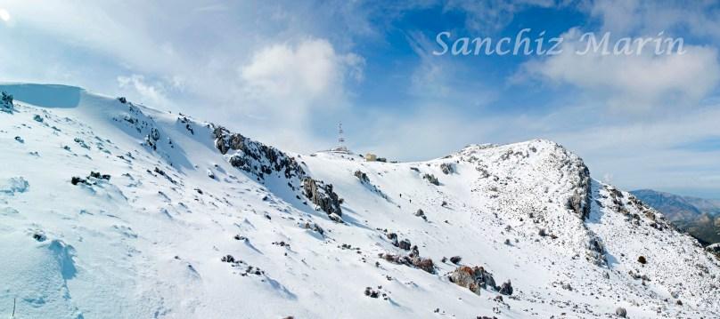 Cumbre La Pandera