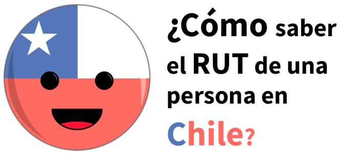 ¿Cómo saber el RUT, nombre, dirección y whatsapp en Chile?
