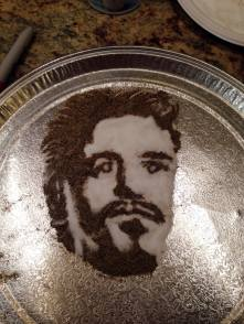 Item 44. IMAGE. Let's see a portrait of Robert Downey, Jr. or Ironman made entirely of salt and pepper. Tweet it to him (@robertdowneyjr) with @gishwhes in the tweet. SUBMIT a link to the image to us, NOT a link to an image of the tweet – but you must tweet it to him for your image to count.