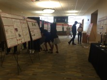 Even more of the science poster from the Aresty Symposium.