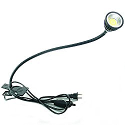 Clip light (This image is from Amazon.com)