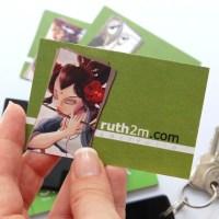 MOO, unas tarjetas personales y muy originales