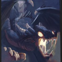 DemoShow con Wacom, Dragones