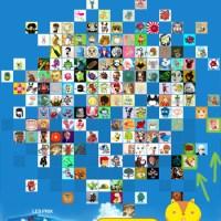 avatares SummerWars SELECCIONADOS
