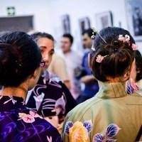 "Inauguración de nuestra exposición ""Leyendas de Cipango"""