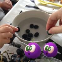 descubrir a los niños FRUTAS y VERDURAS de forma divertida
