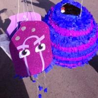 como hacer tu propia PIÑATA y PHOTOCALL para Fiestas Infantiles
