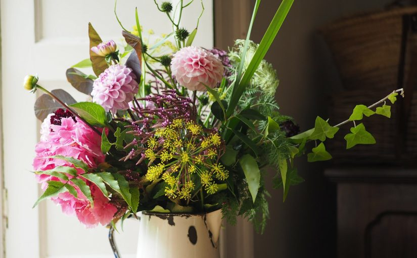 Pop Up Local Flower Event