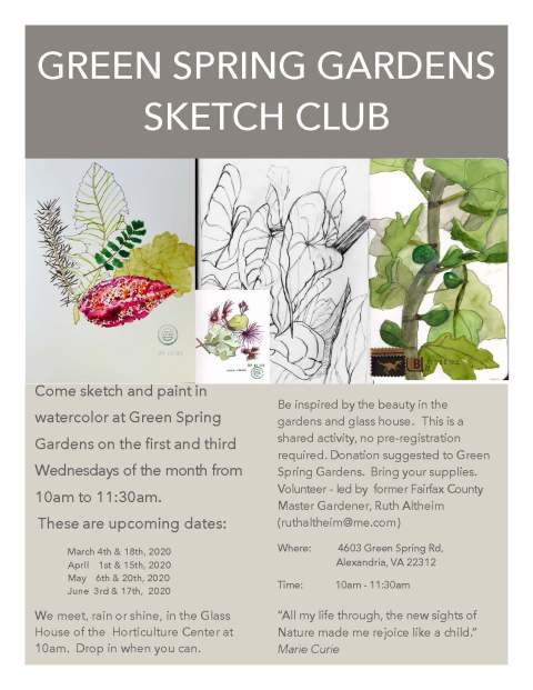 March 2020 v1 SKETCH CLUB FLYER