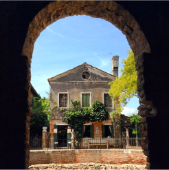 Old House at Torcello
