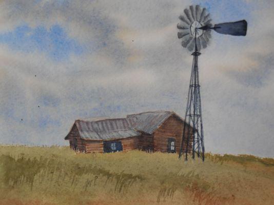 McGranahan's Barn, detail #2