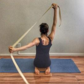 Swing lower arm straight back