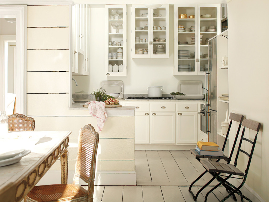 Simply White: Benjamin Moore's Color Of The Year 2016