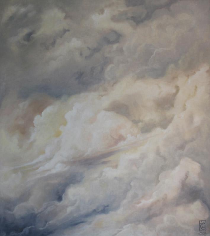 2018_Wolken II_oT_klein