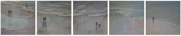 Strandläufer Normandie