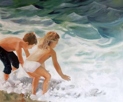 Strandspiel Normandie I