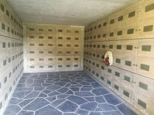 Ossuaire Allemand du Mont d'Huisnes
