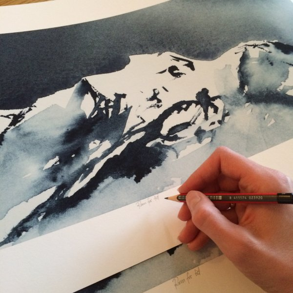 Room for Time-Techniques > Giclée Prints, Styles > Landscapes, Size > Large (>50 cm, eg. A2)-Rutheart
