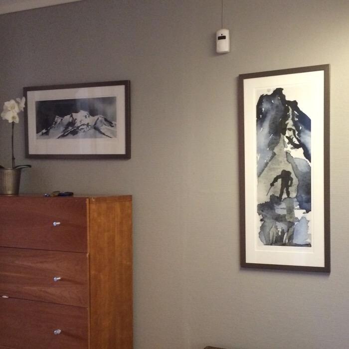 To the Top-Techniques > Giclée Prints, Styles > Landscapes, Size > Large (>50 cm, eg. A2)-Rutheart
