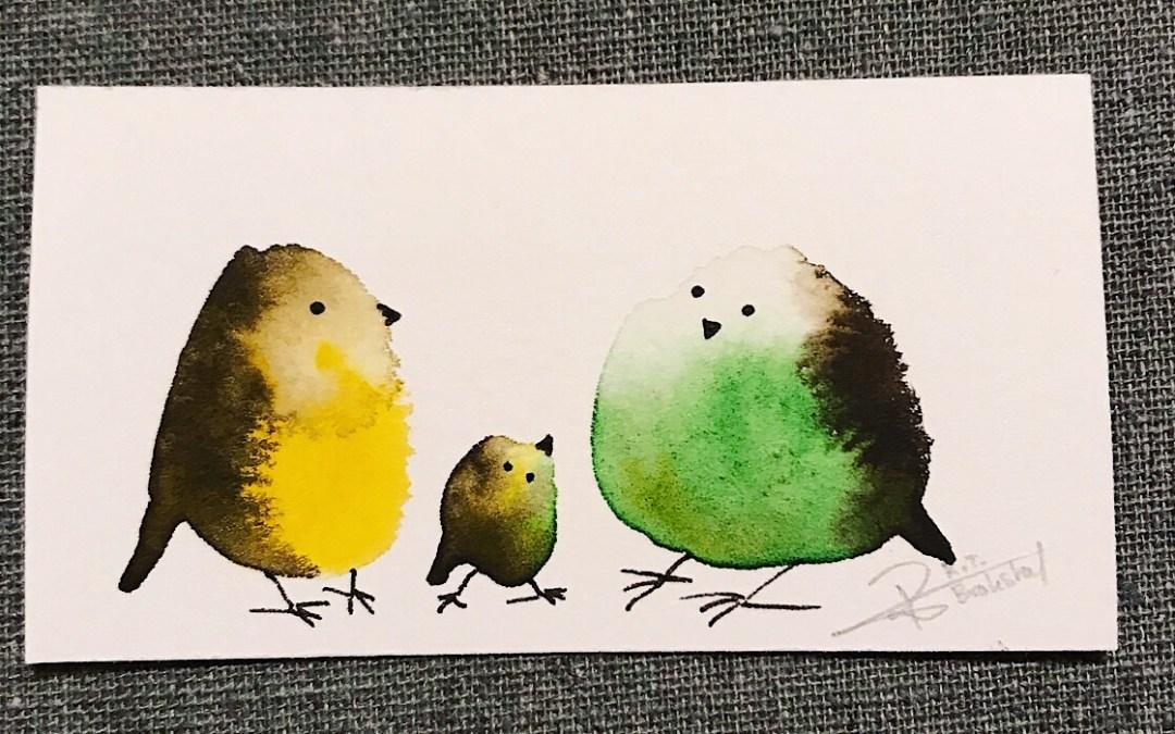 Aprilspøkefugler