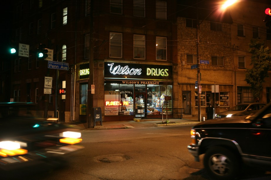 Bloomfield Pittsburgh Old Fashioned Drugstore