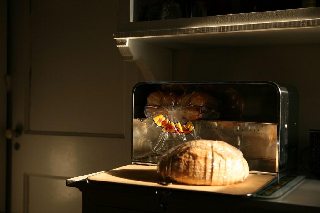 chrome-bread-box