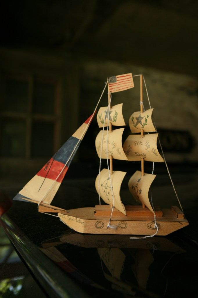 Wooden-ship-created-in-Cub-Scouts-decades-ago