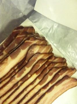 Fresh Bacon from Mom Wilson's