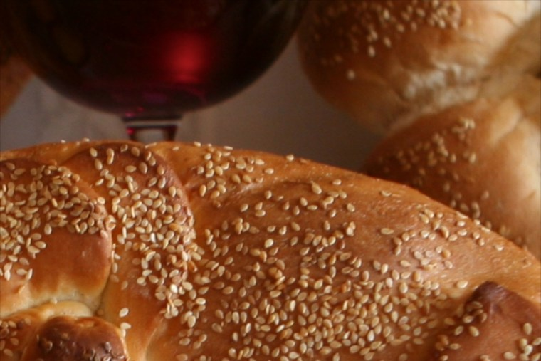 St. Joseph Bread and Wine