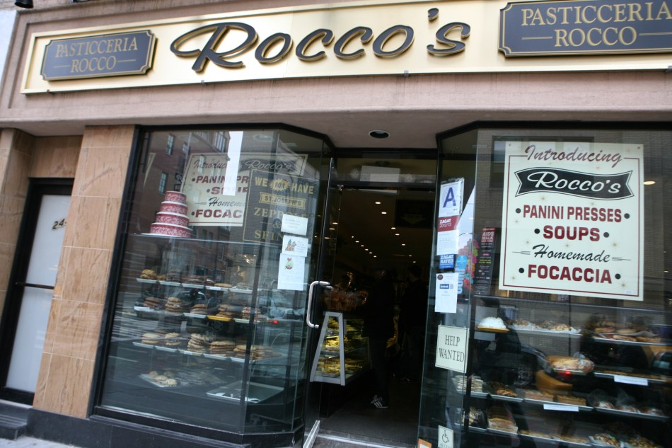 Rocco's Storefront