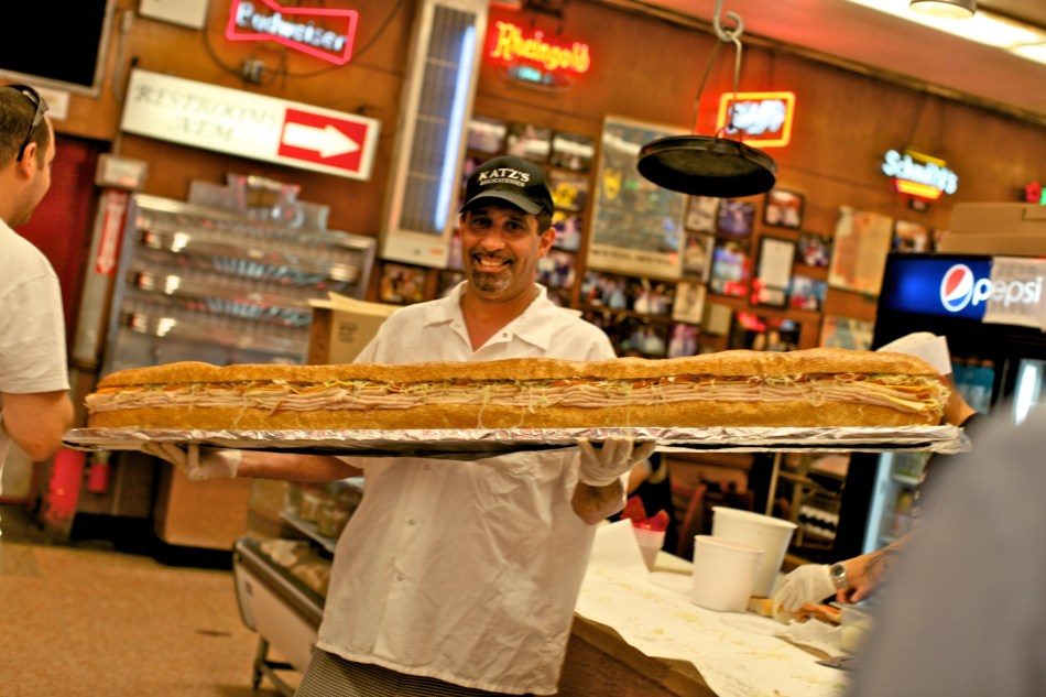 Six Foot Sandwich