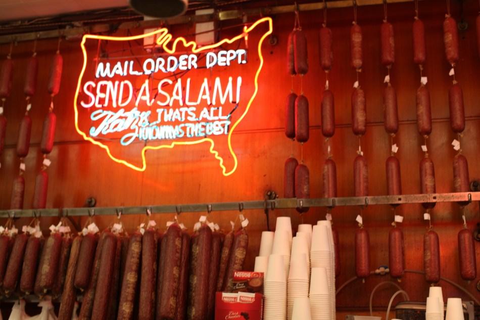 Send a Salami