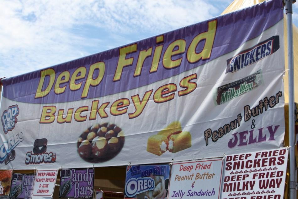 Deep Fried Everything