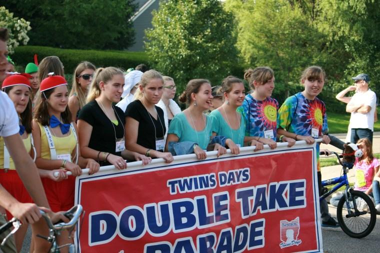 Double Take Parade