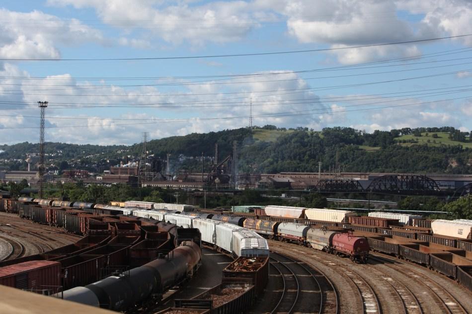 Train Yard Mon Valley