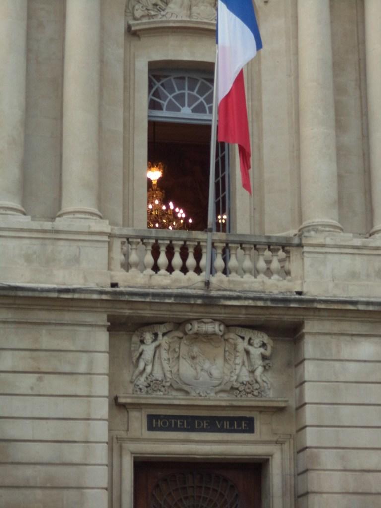 Arles France Window