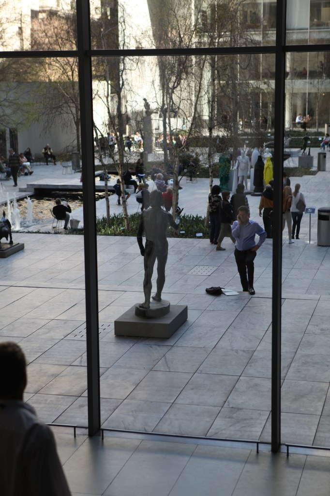 MOMA window