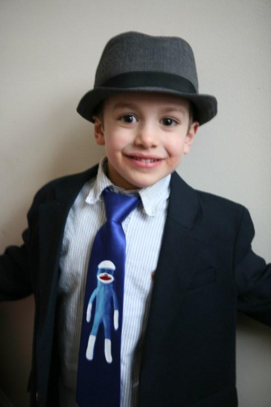 Jack in the Monkey tie