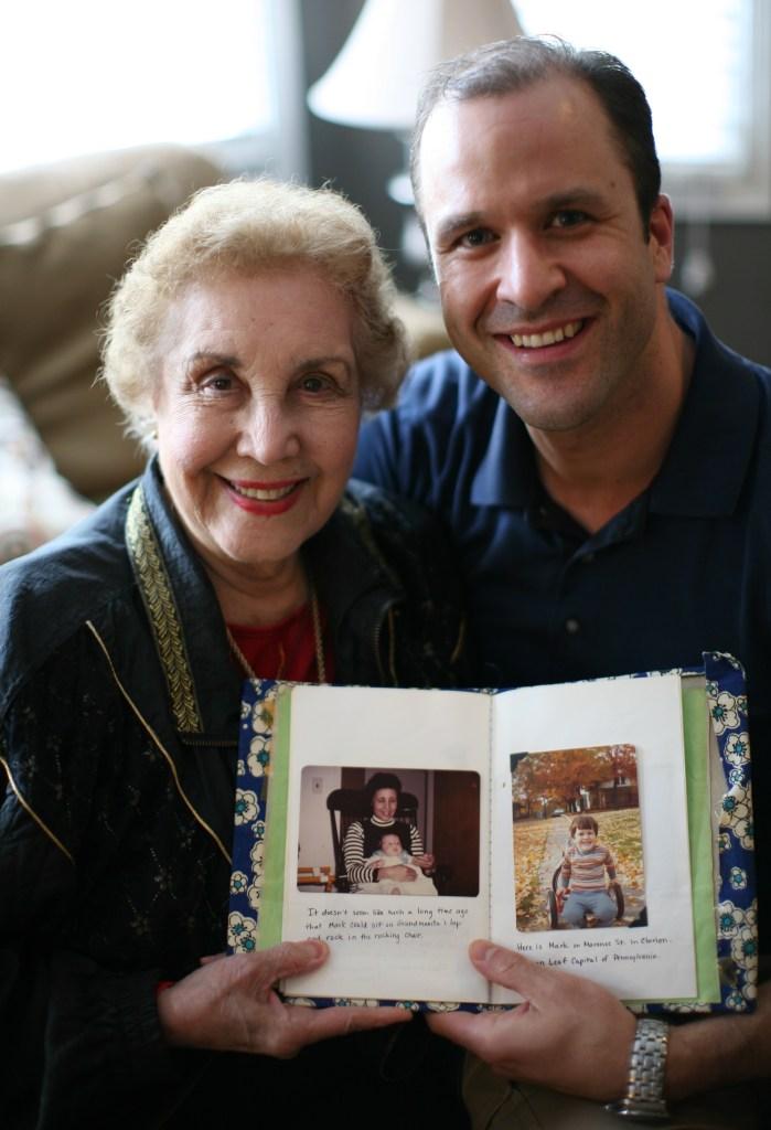 with Grandmanita