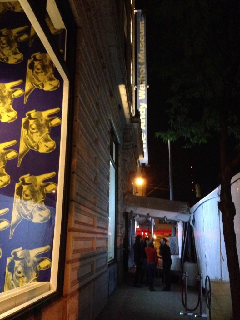 Andy Warhol Museum Gala