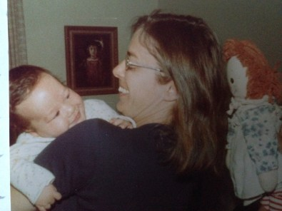 Aunt Mary in Philly 1976