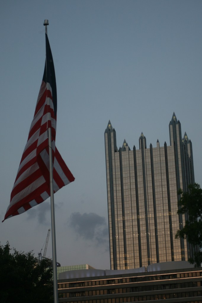 Flag and PPG