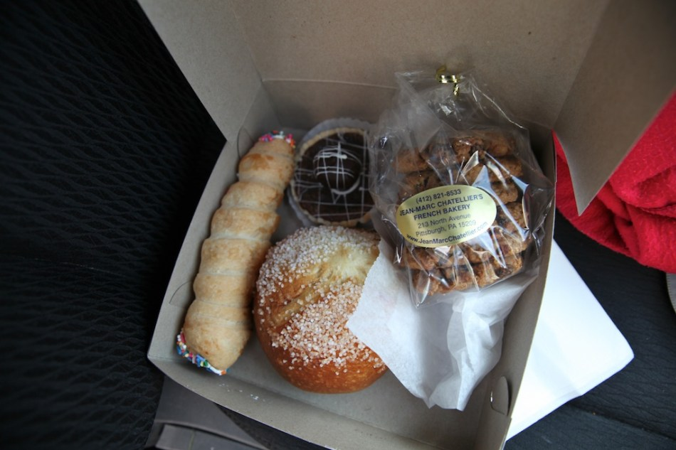 French Bakery Goods