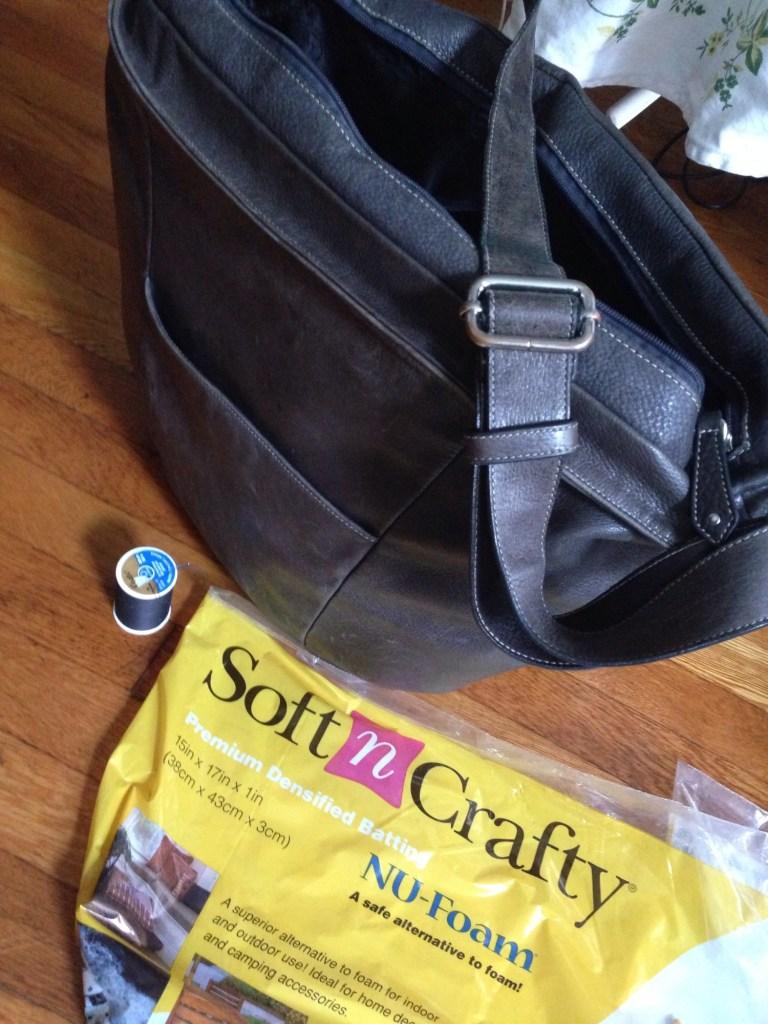 purse to camera bag 1