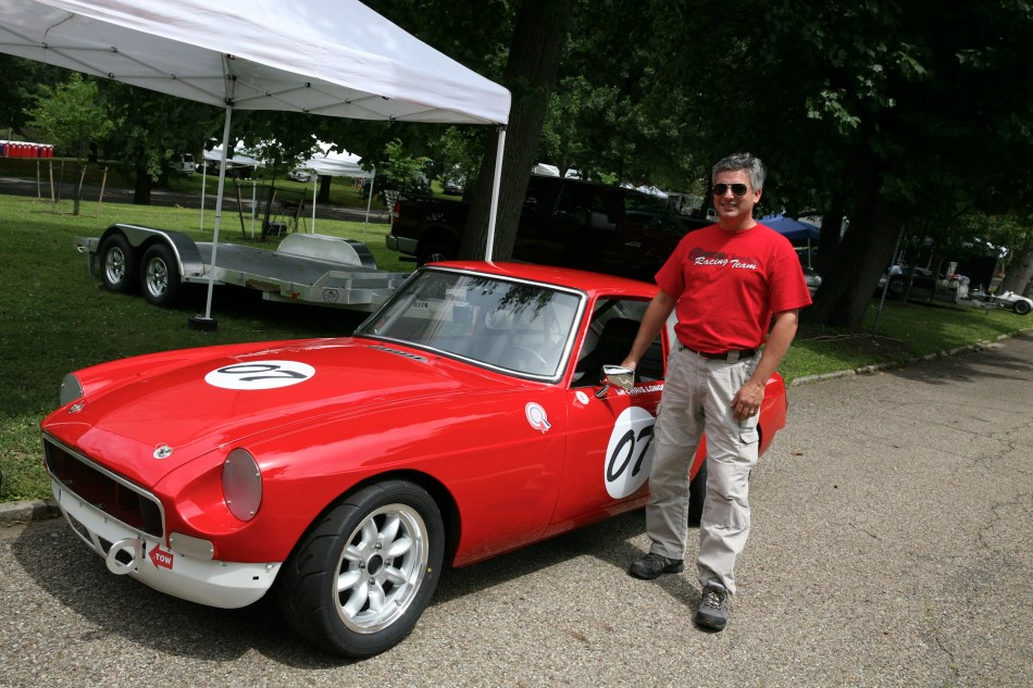 Vintage Grand Prix Chris
