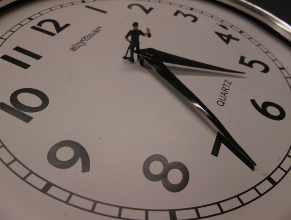 Man on Time
